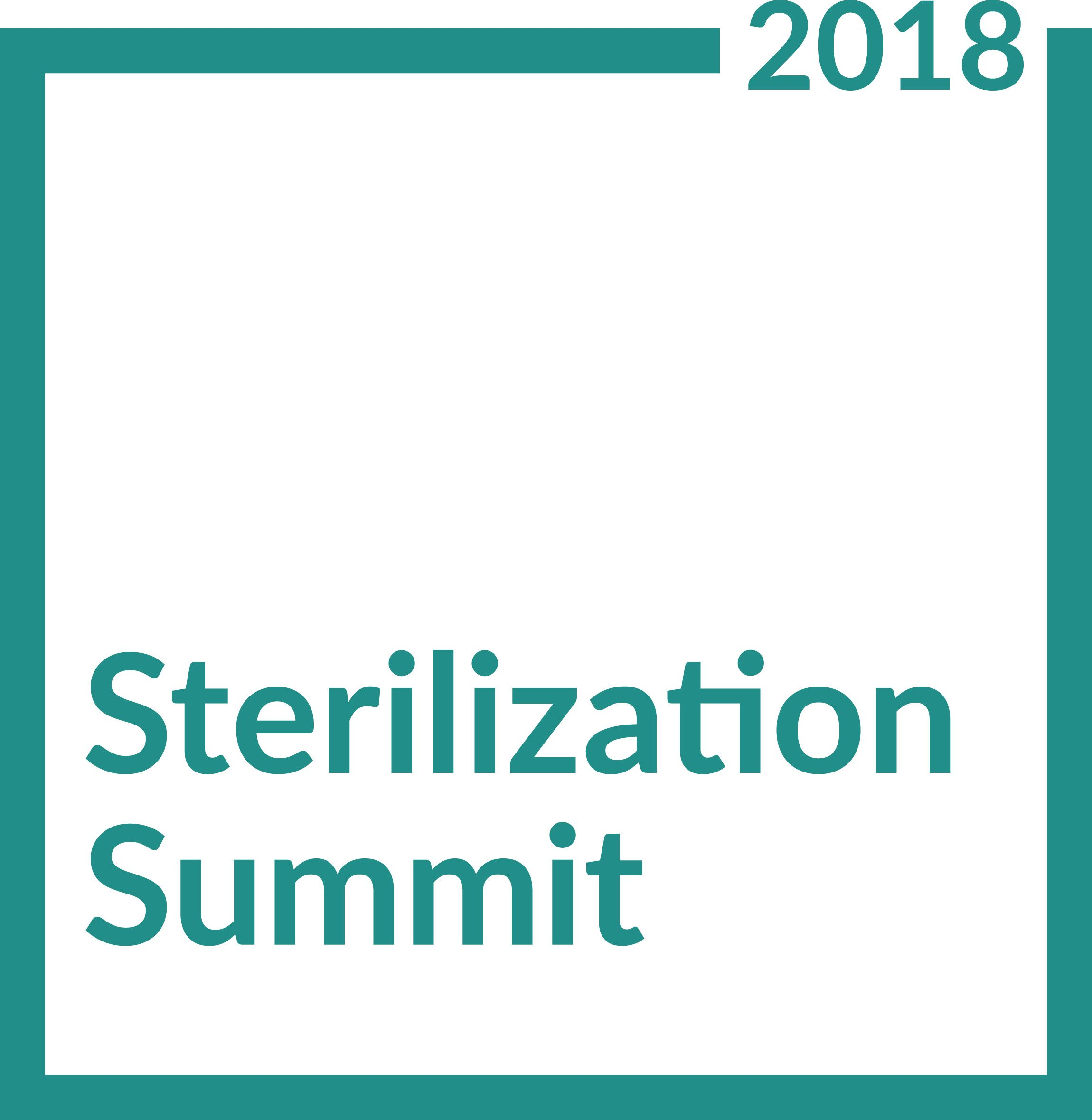 Sterilization Summit 2018